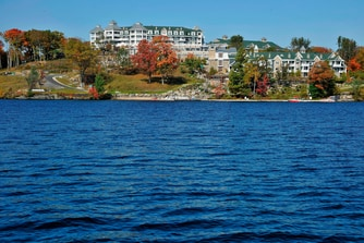 JW Marriott Resort The Rosseau