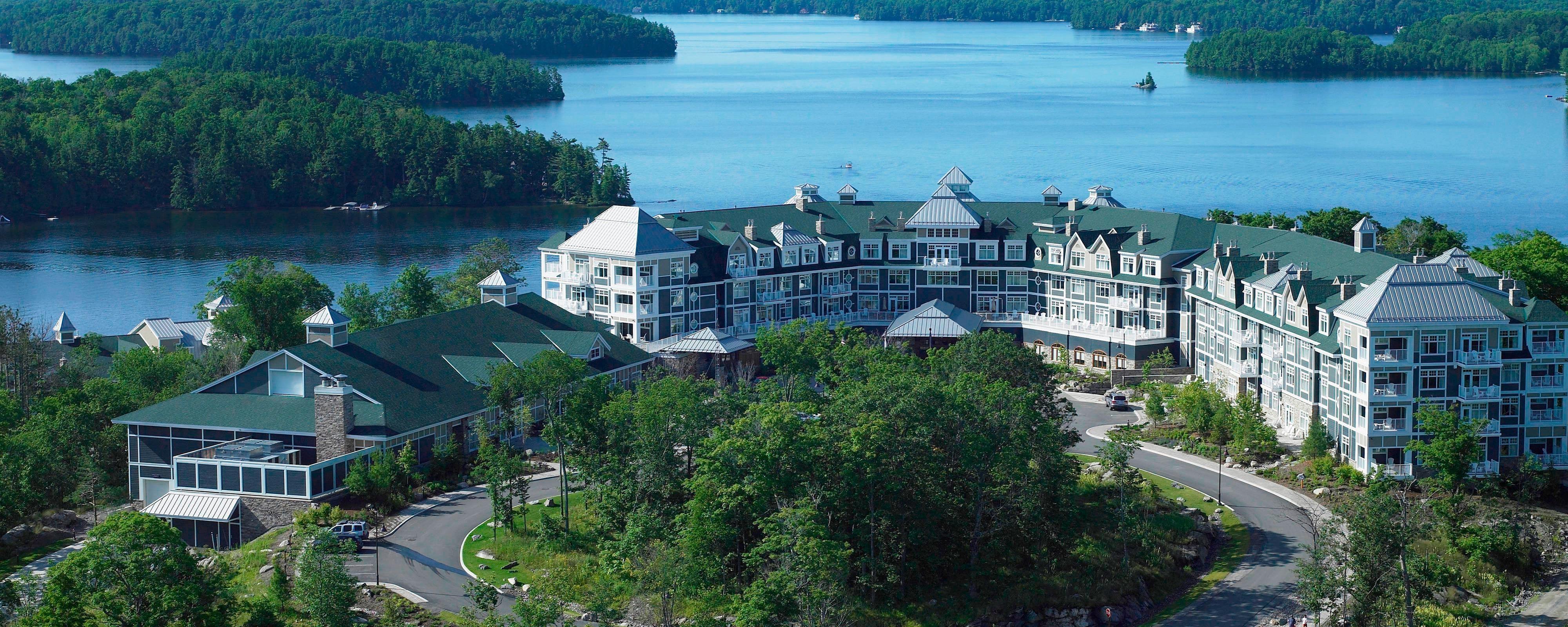 JW Marriott The Rosseau Muskoka Resort & Spa