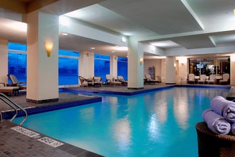 year-round indoor-outdoor pool