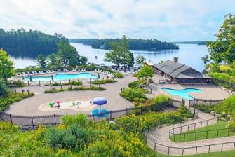 Muskoka Winter Summer Resorts Jw Marriott The Rosseau Muskoka Resort Spa