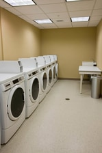 Lodging with Laundry Facilities
