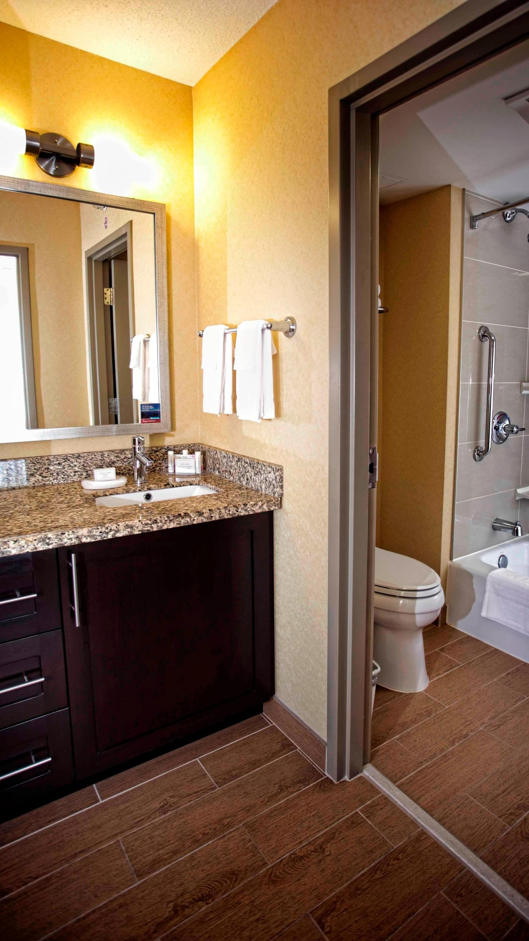 TownePlace Suites Bathroom 1