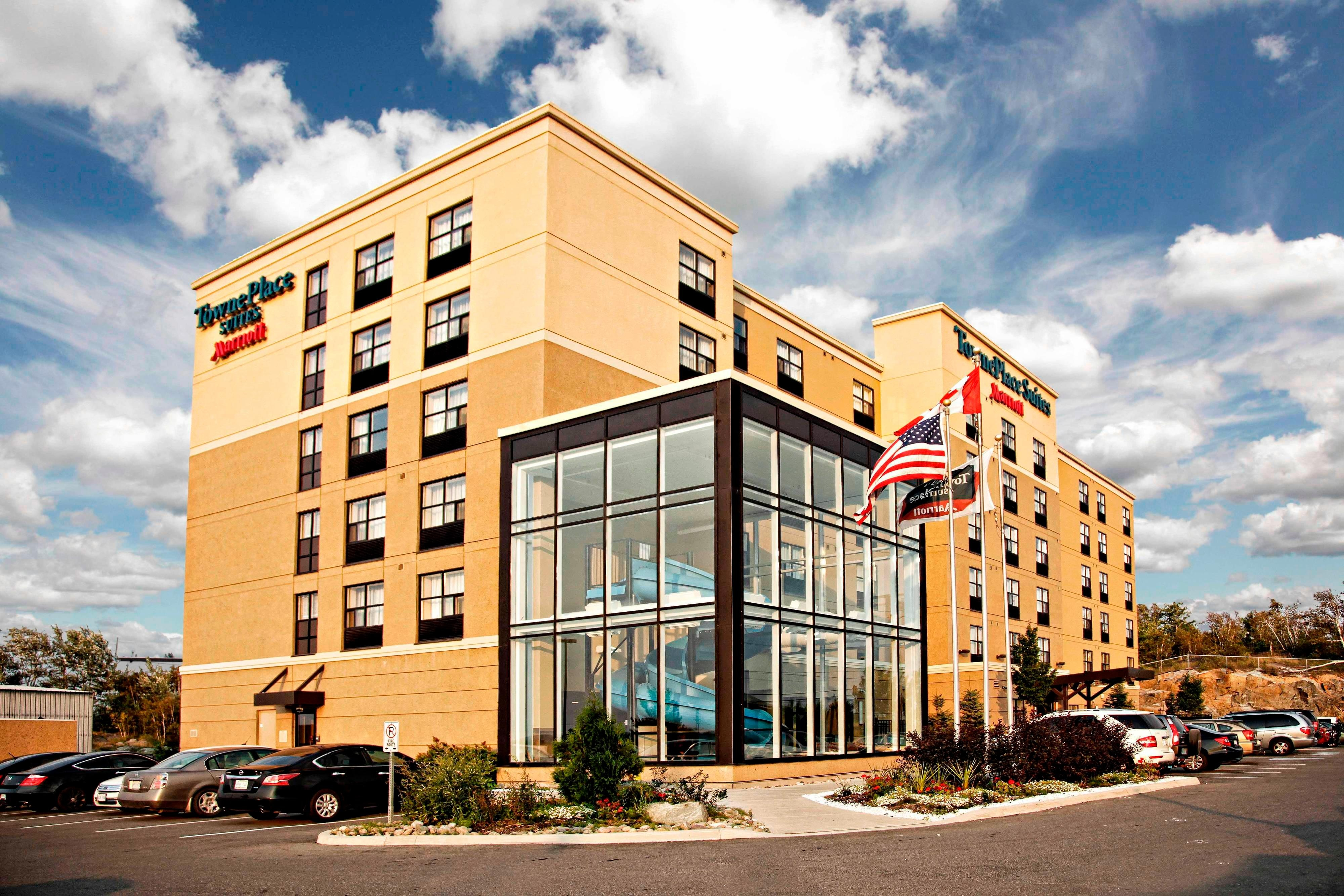TownePlace Suites Exterior