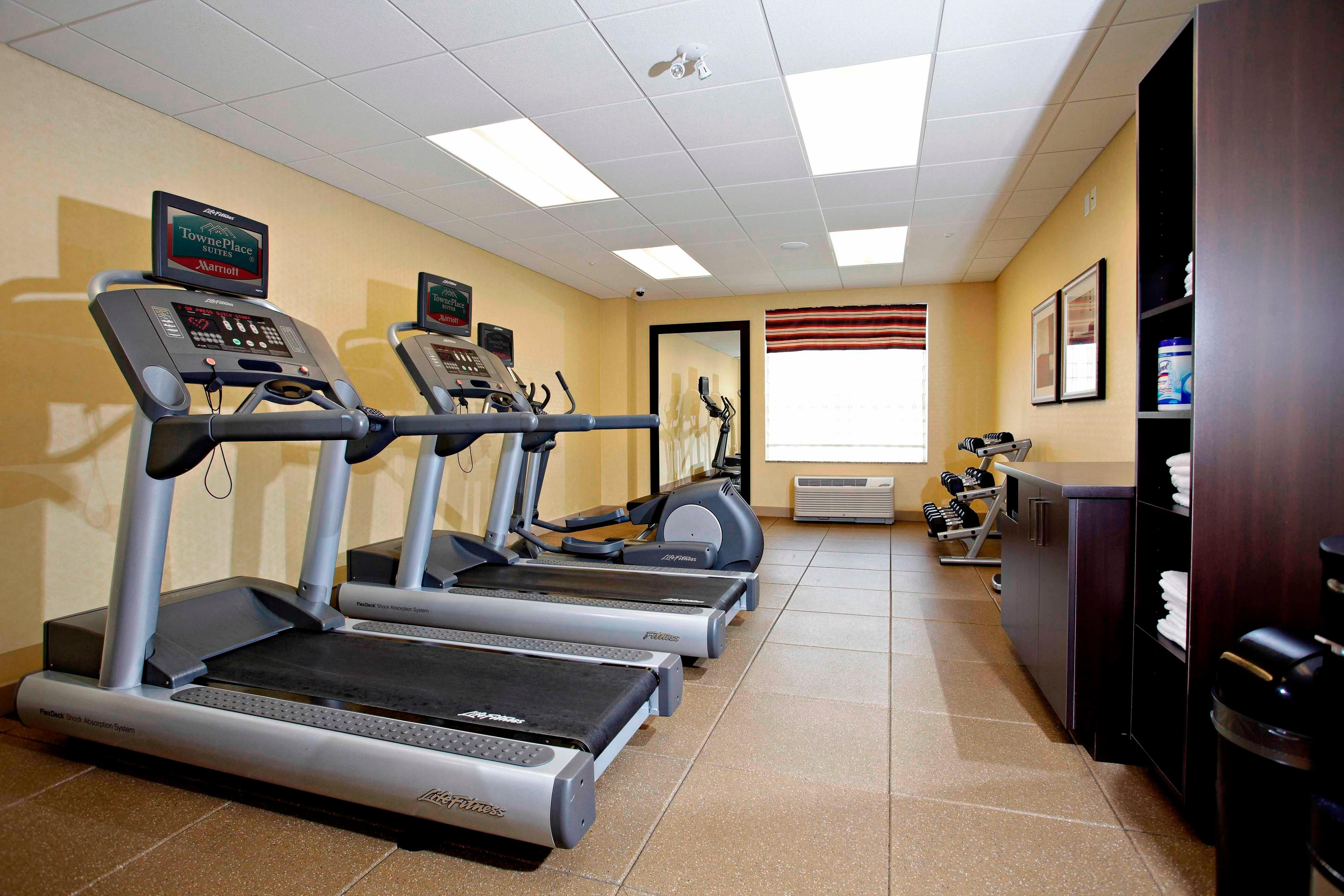 TownePlace Suites Fitness