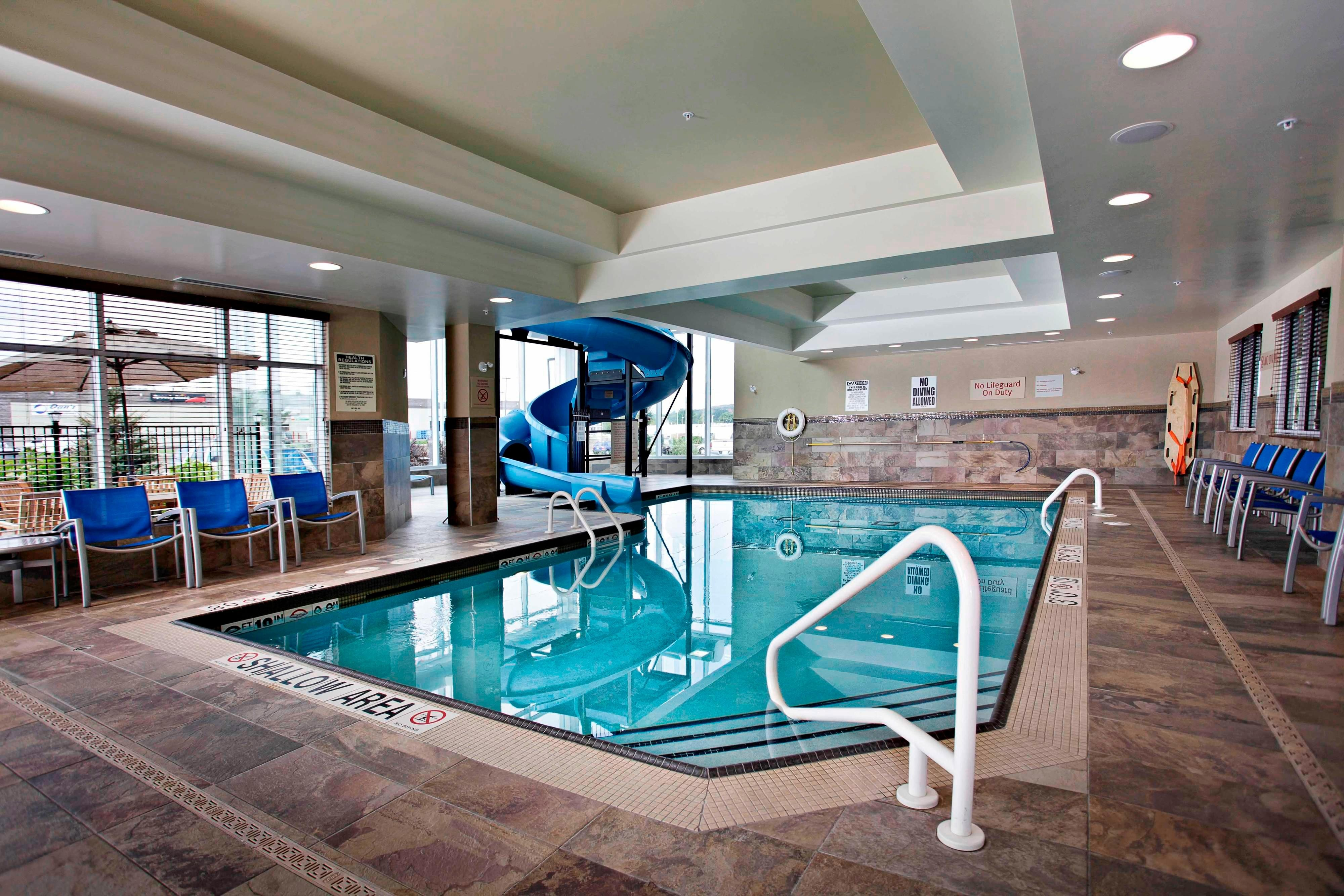 TownePlace Suites pool & slide