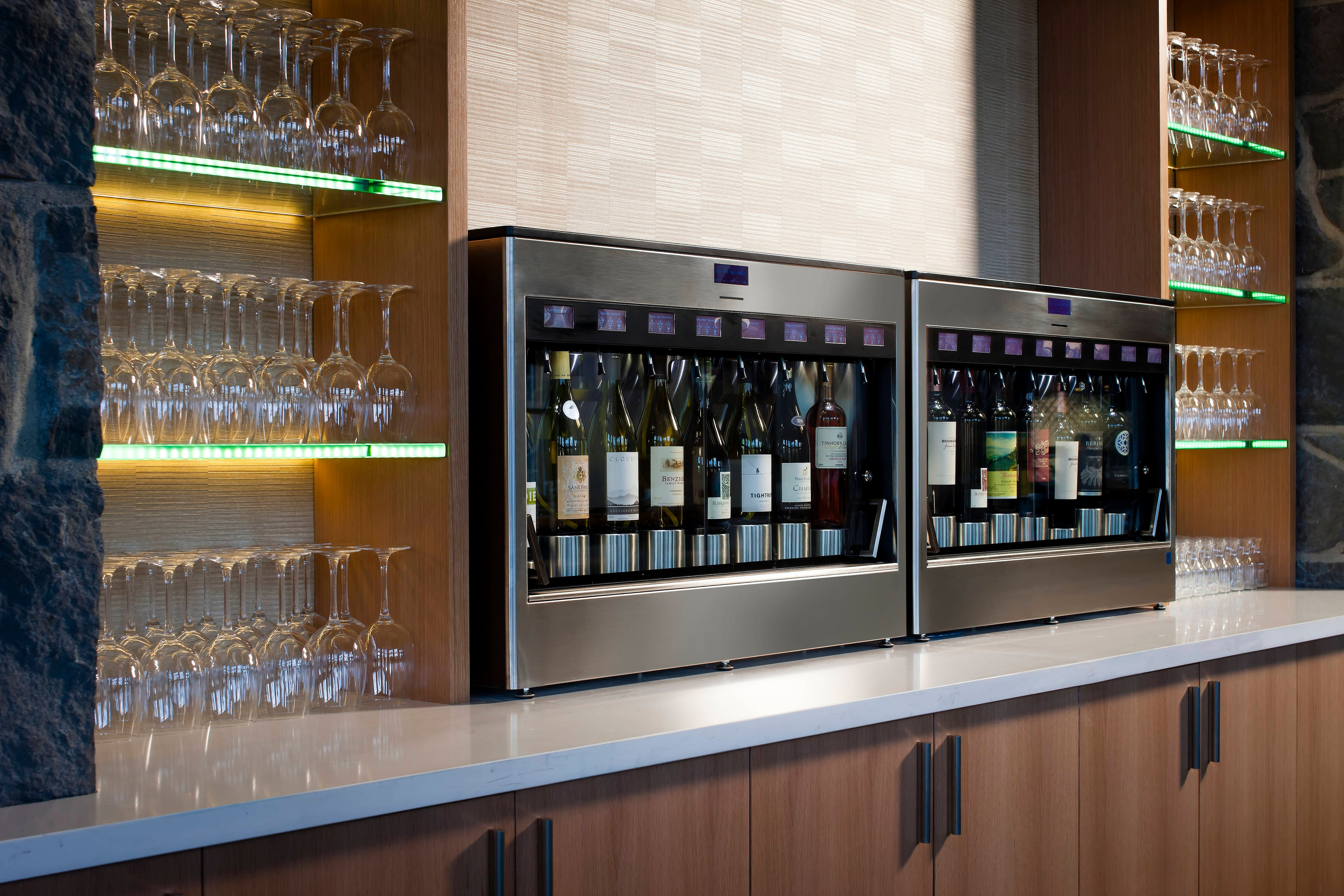 Enomatic Wine System