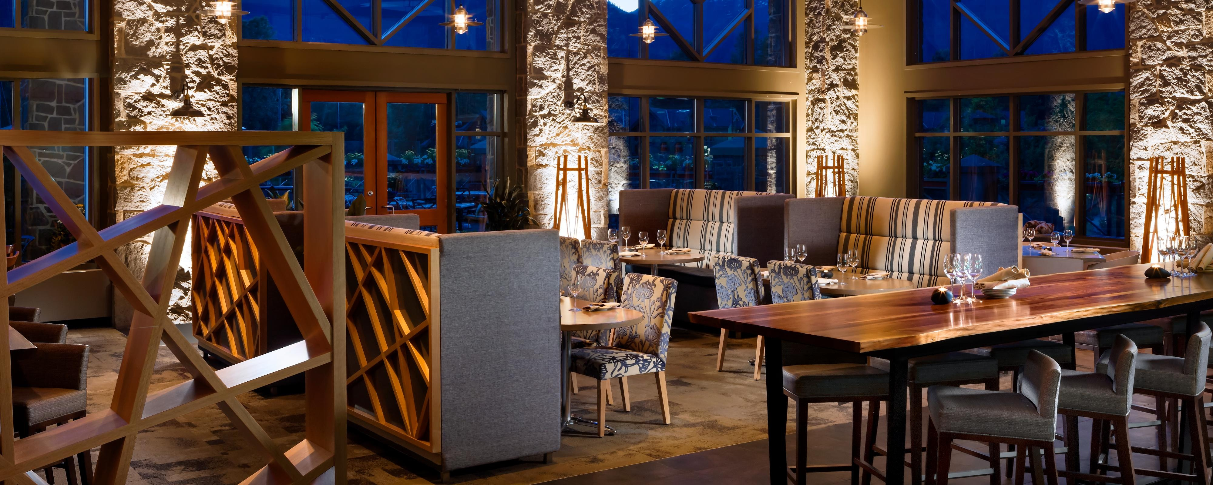 Whistler Village Restaurants And Dining The Westin Resort