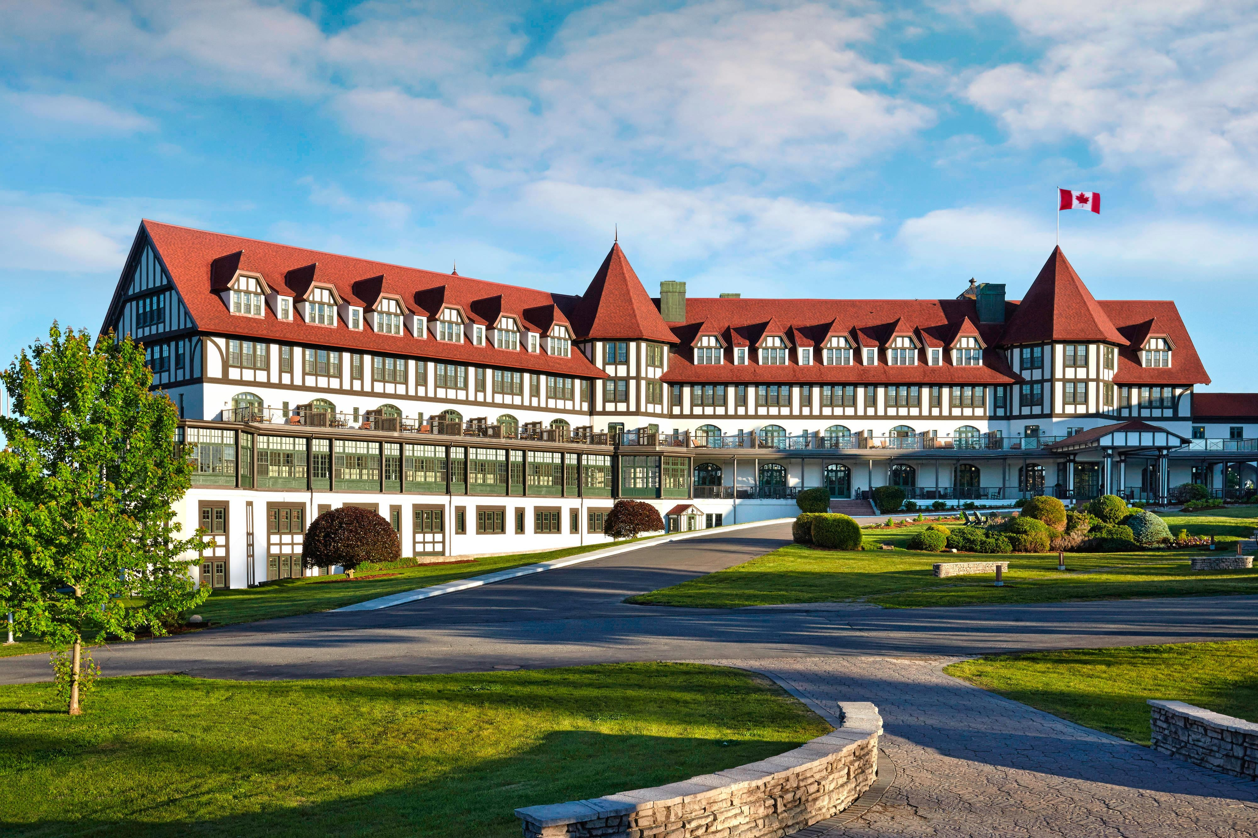 new Brunswick hotels
