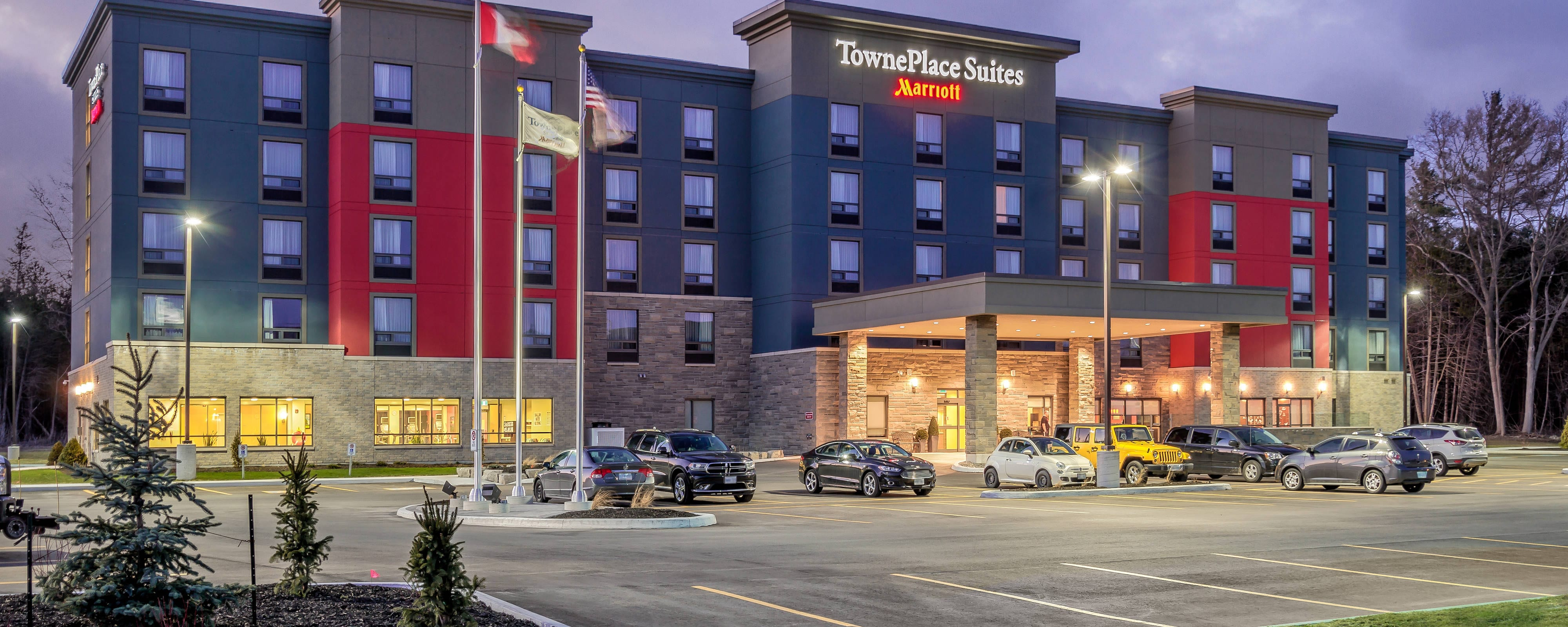 TowePlace Suites Belleville