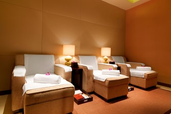 Foot Massage Room