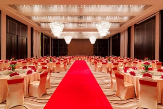 Four Points Ballroom - Wedding Set I