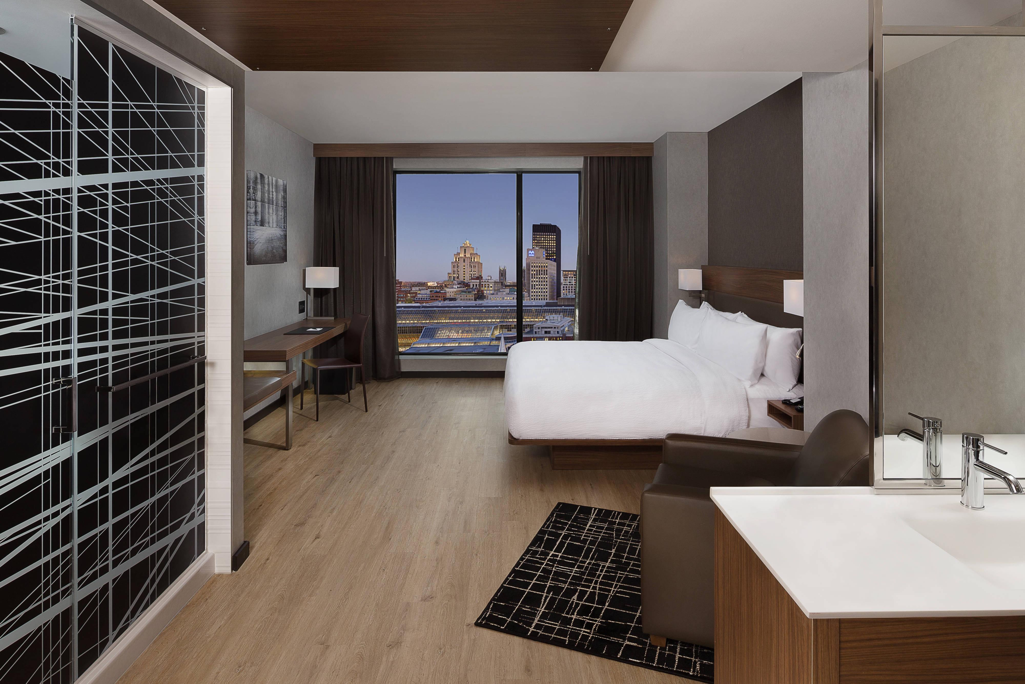 601ea1e81f Modern Hotel in Montreal | AC Hotel Montreal Downtown