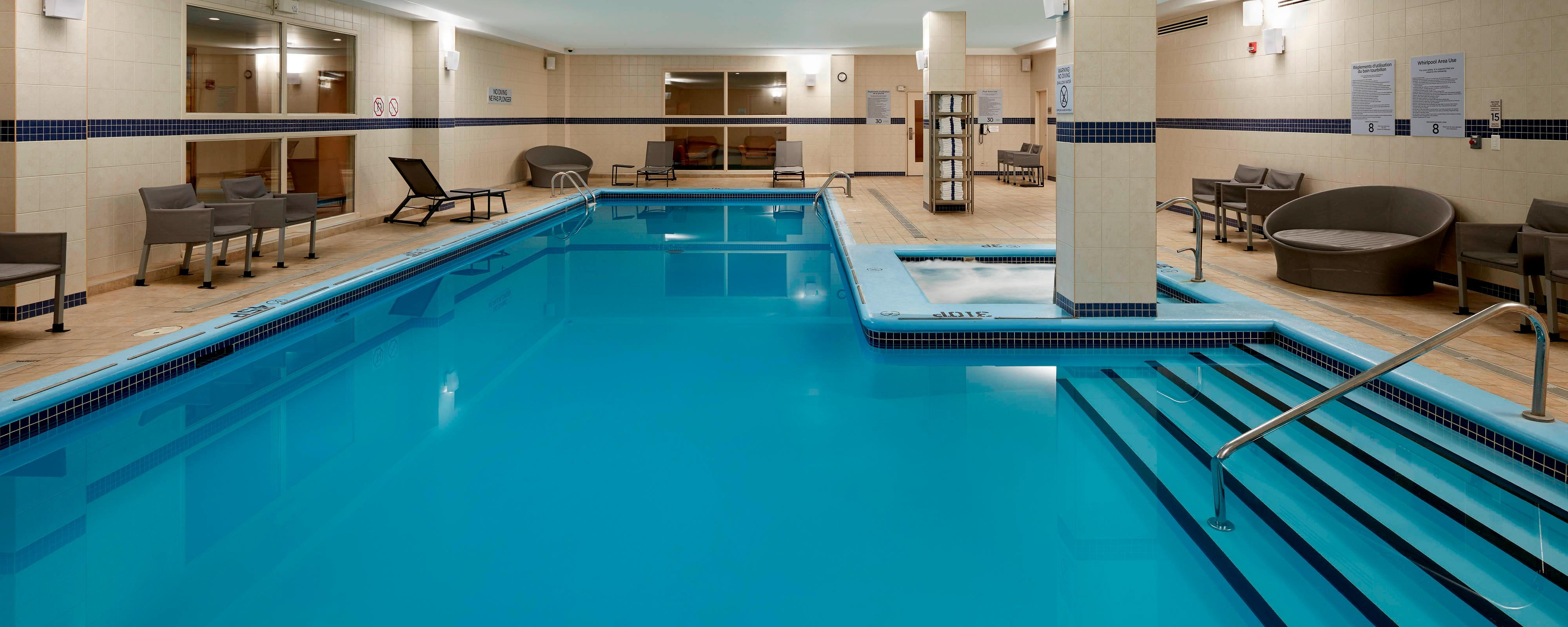Montreal Airport Hotel With Indoor Pool Courtyard Montreal Airport