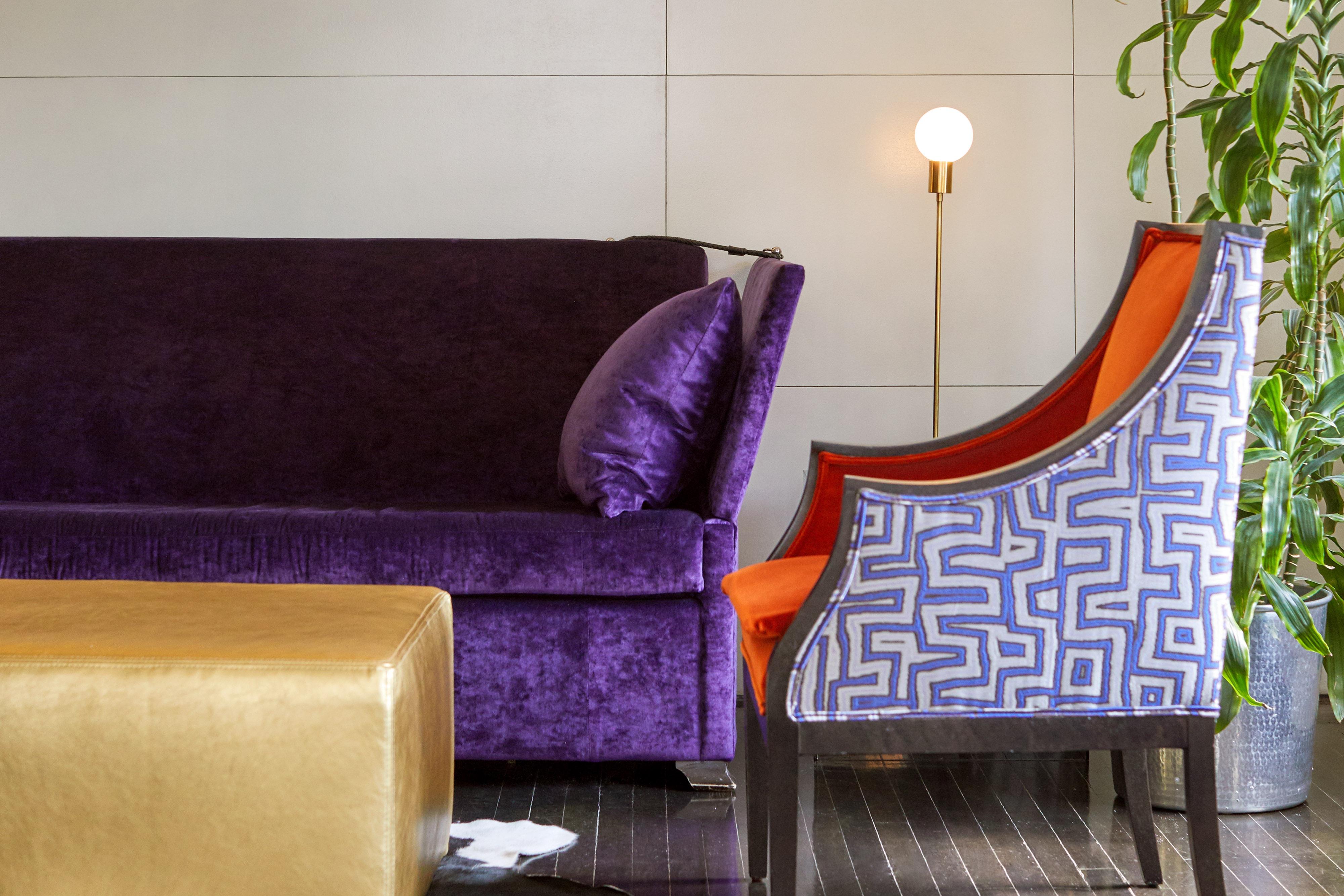 Queen Sofa Bed Junior Suite - Living Area