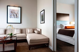 Suite Deluxe – Chambre