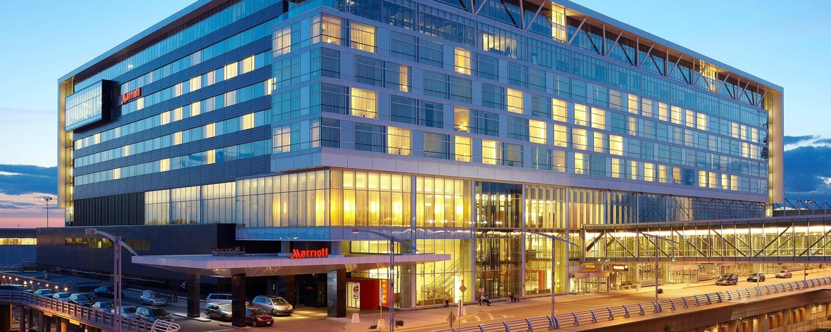 Montreal Airport hotel