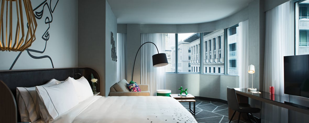 Montreal Luxury Hotels Downtown