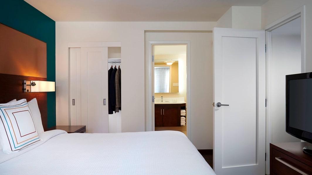 Suite de lujo de un dormitorio