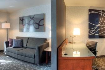 Suites d'hôtel à proximité du Vieux-Port de Montréal