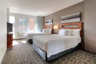Hotels in downtown Montreal