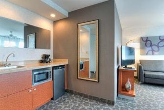 Suites à Montréal, au Canada