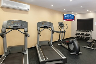 Fitness Center Vernon BC