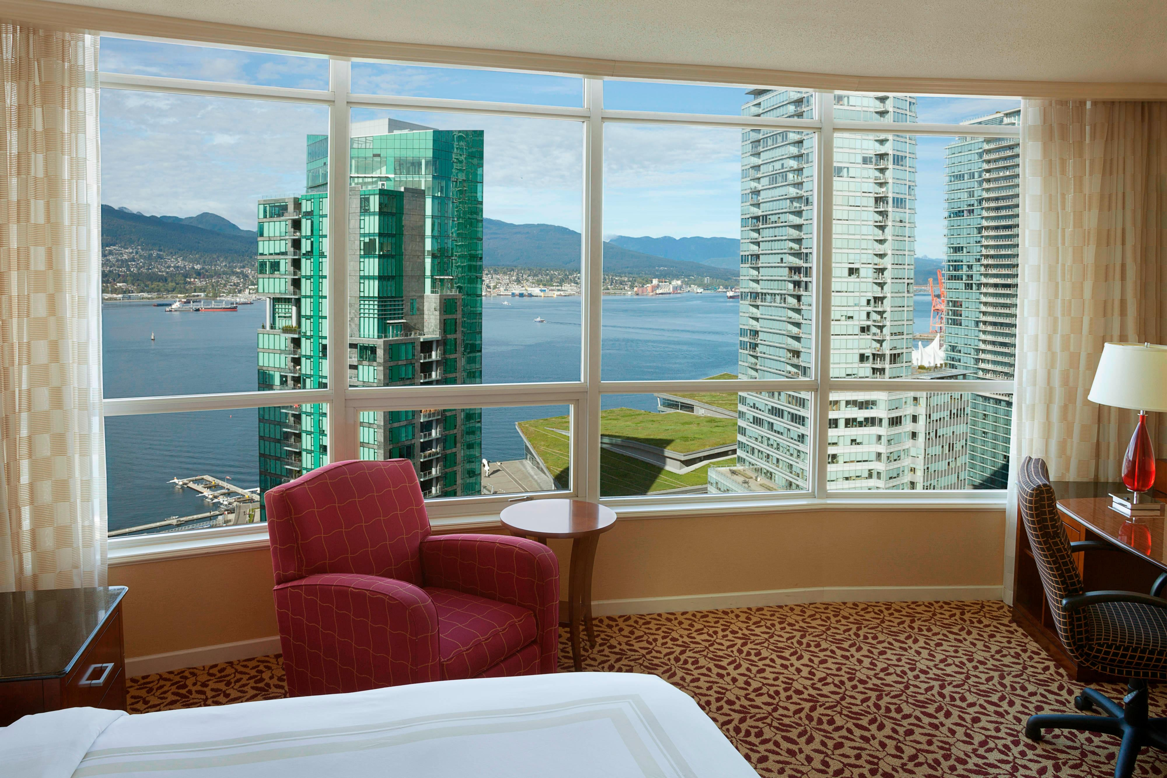 Vancouver Harbourview hotel