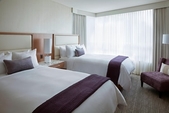 Robson Square hotel suite