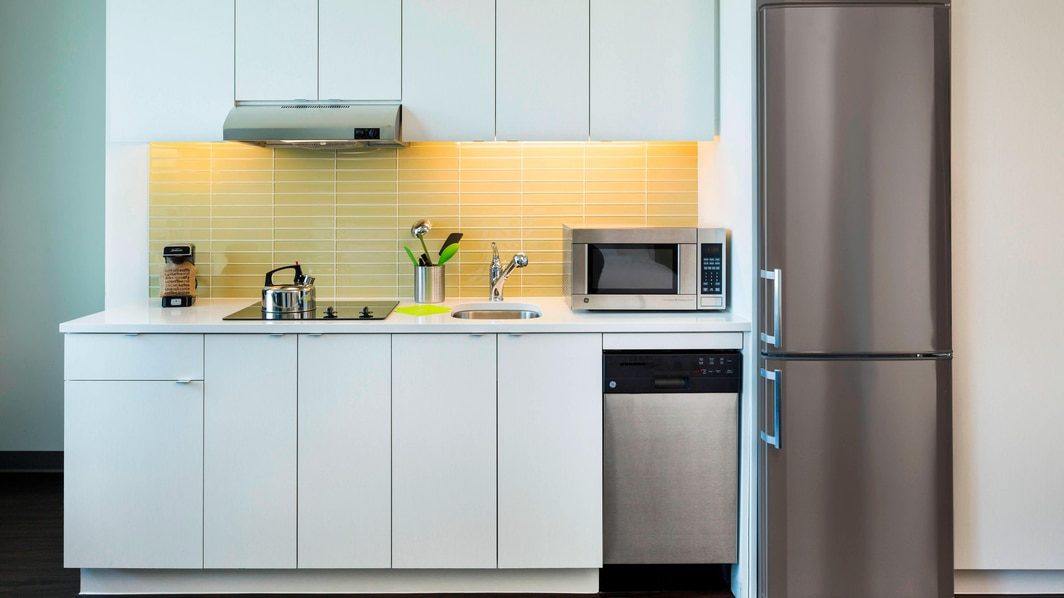 Element Fully Equipped Kitchen