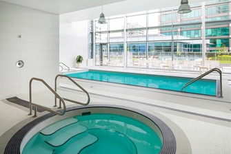 Element Salt Water Pool and WhirlPool