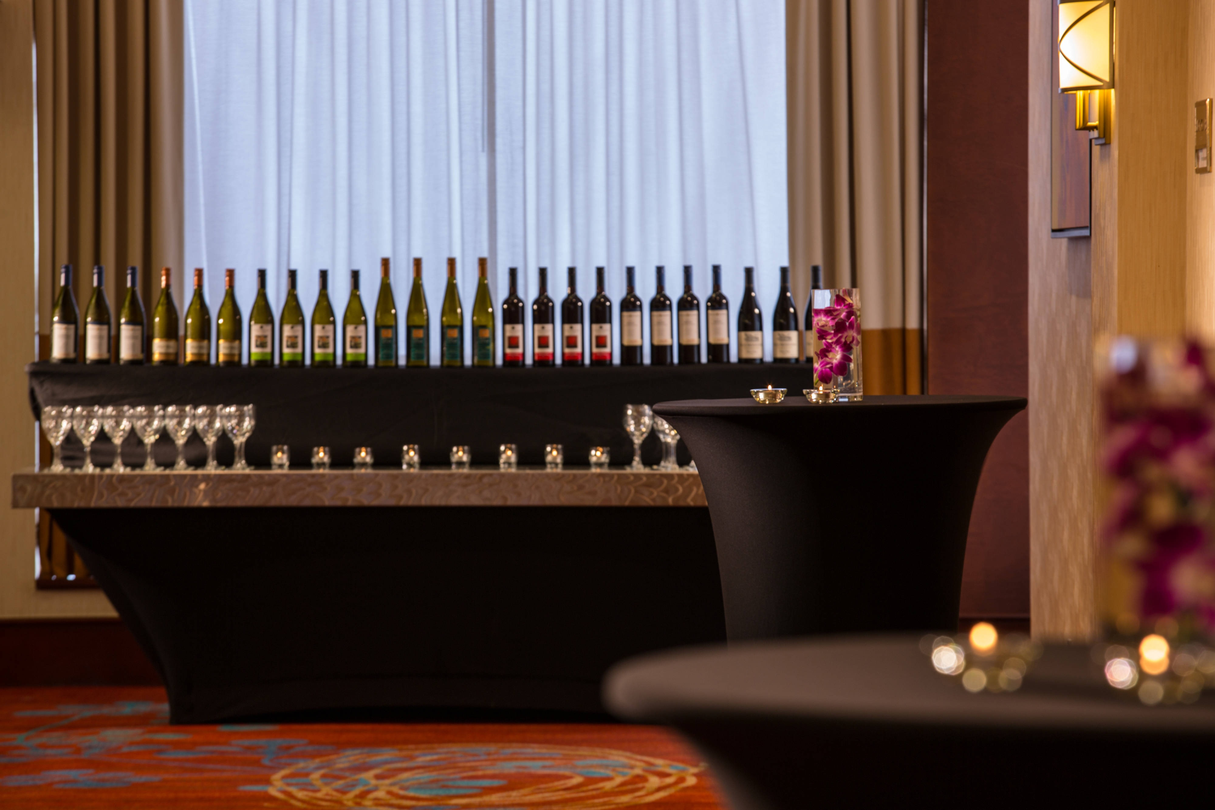 Hotel bar events vancouver
