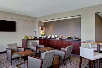 Club lounge Buffet