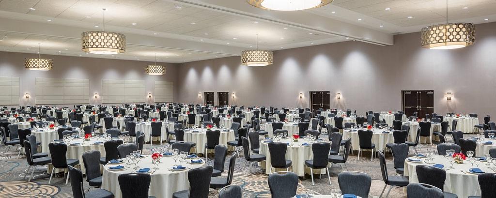 Britannia Ballroom - Banquet