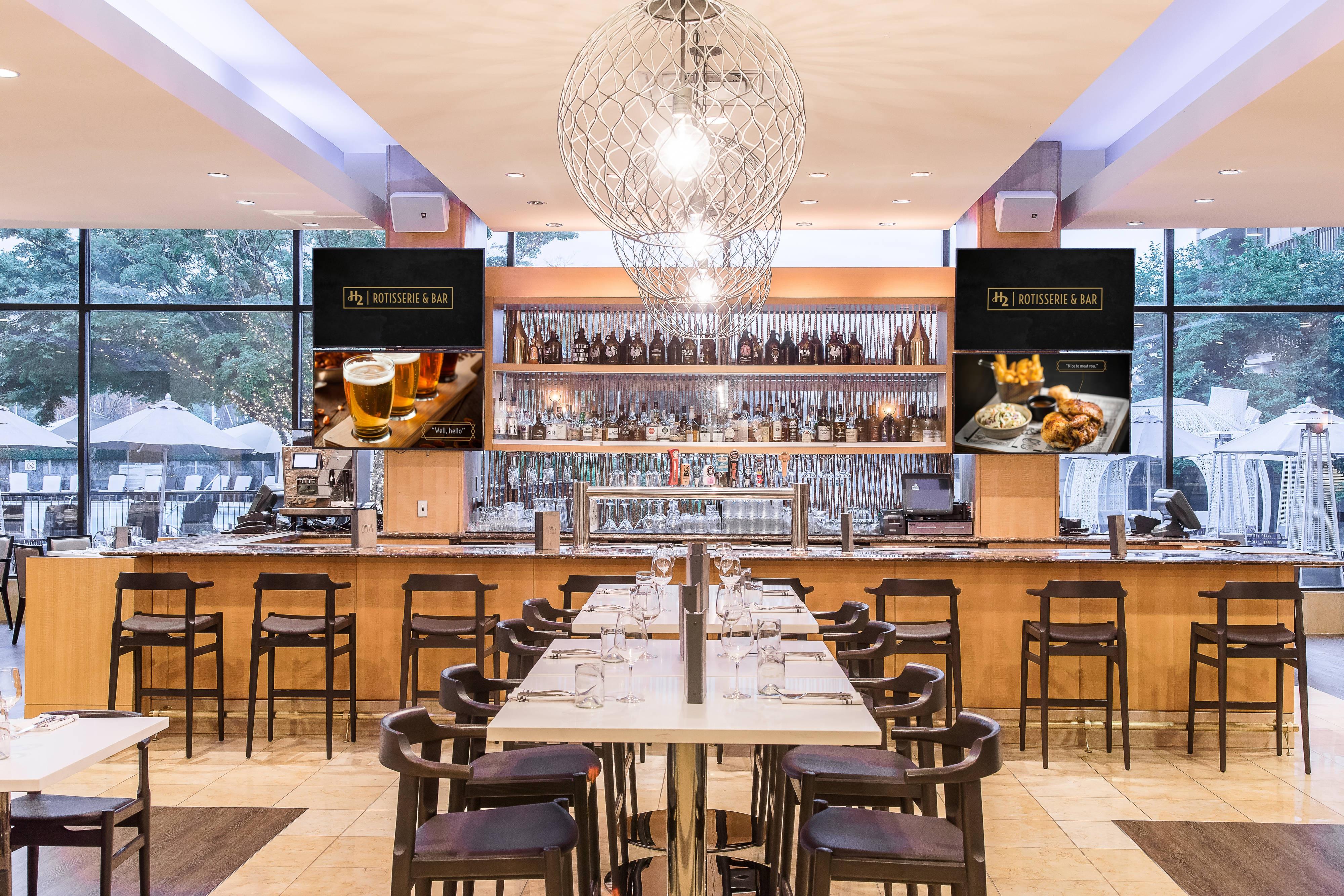 H2 Rotisserie Bar