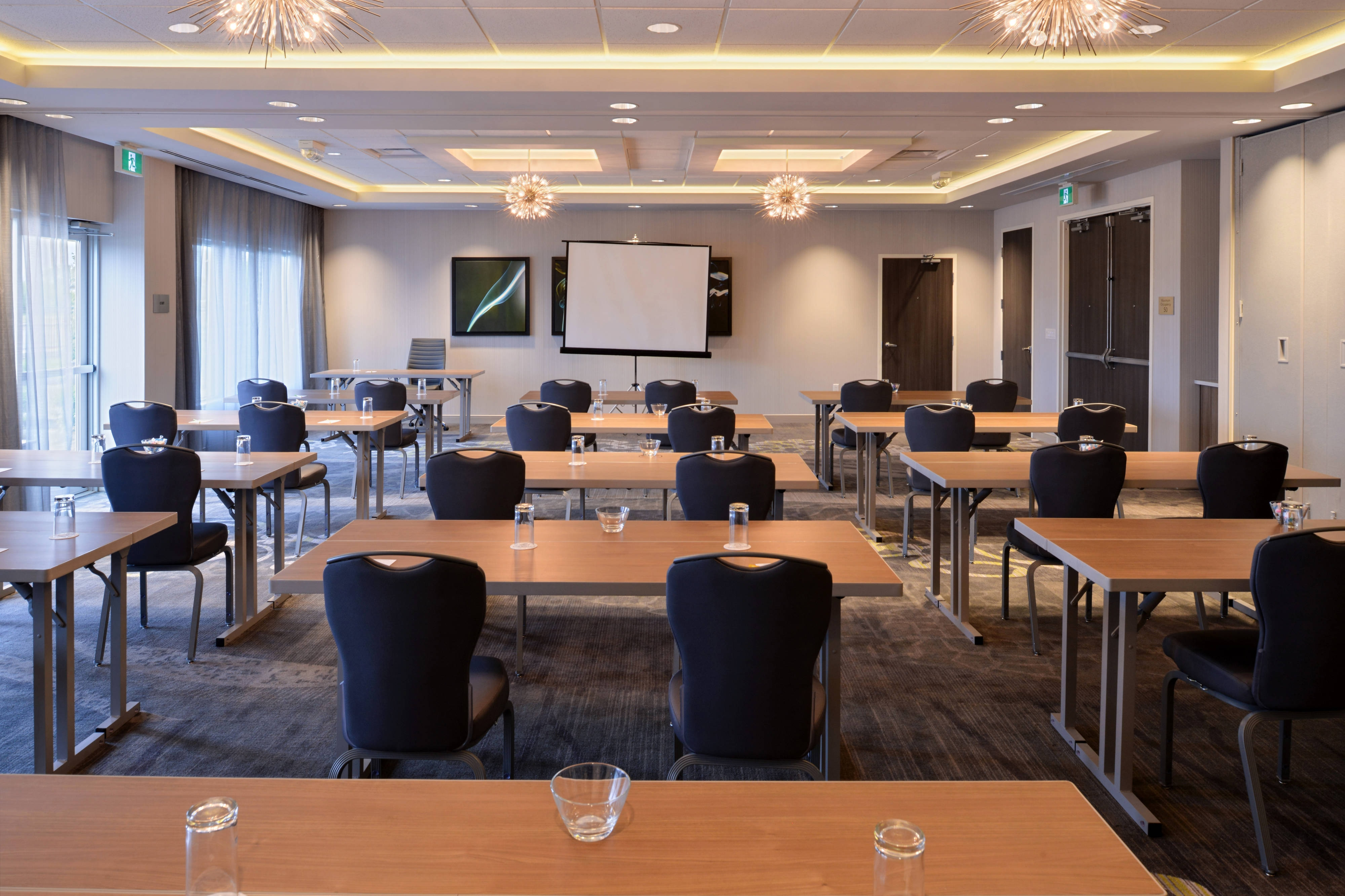 Meeting Room - Classroom-Style Seating