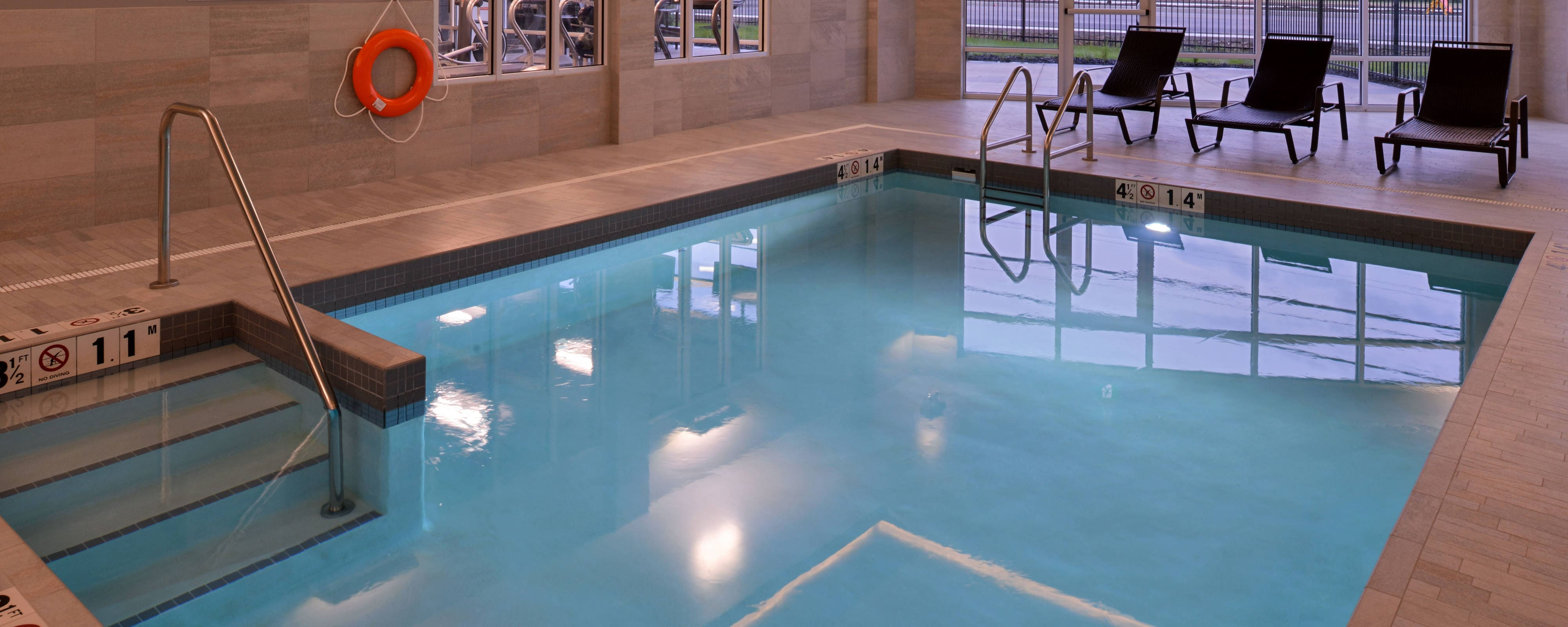 Indoor Salt Water Pool