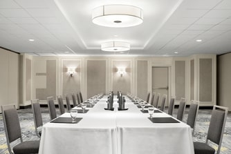 West Ballroom Boardroom
