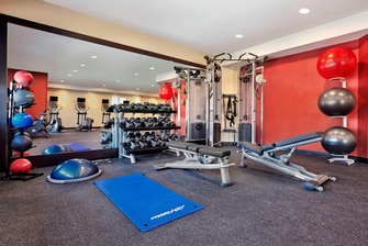 Fitness centre gym