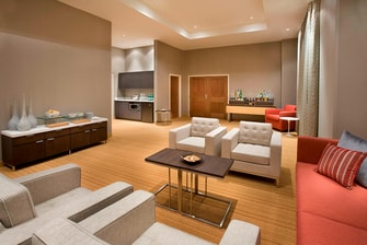 Calgary Airport Hotel Hospitality Suite