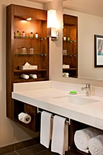 Deluxe Guest Bathroom Amenities
