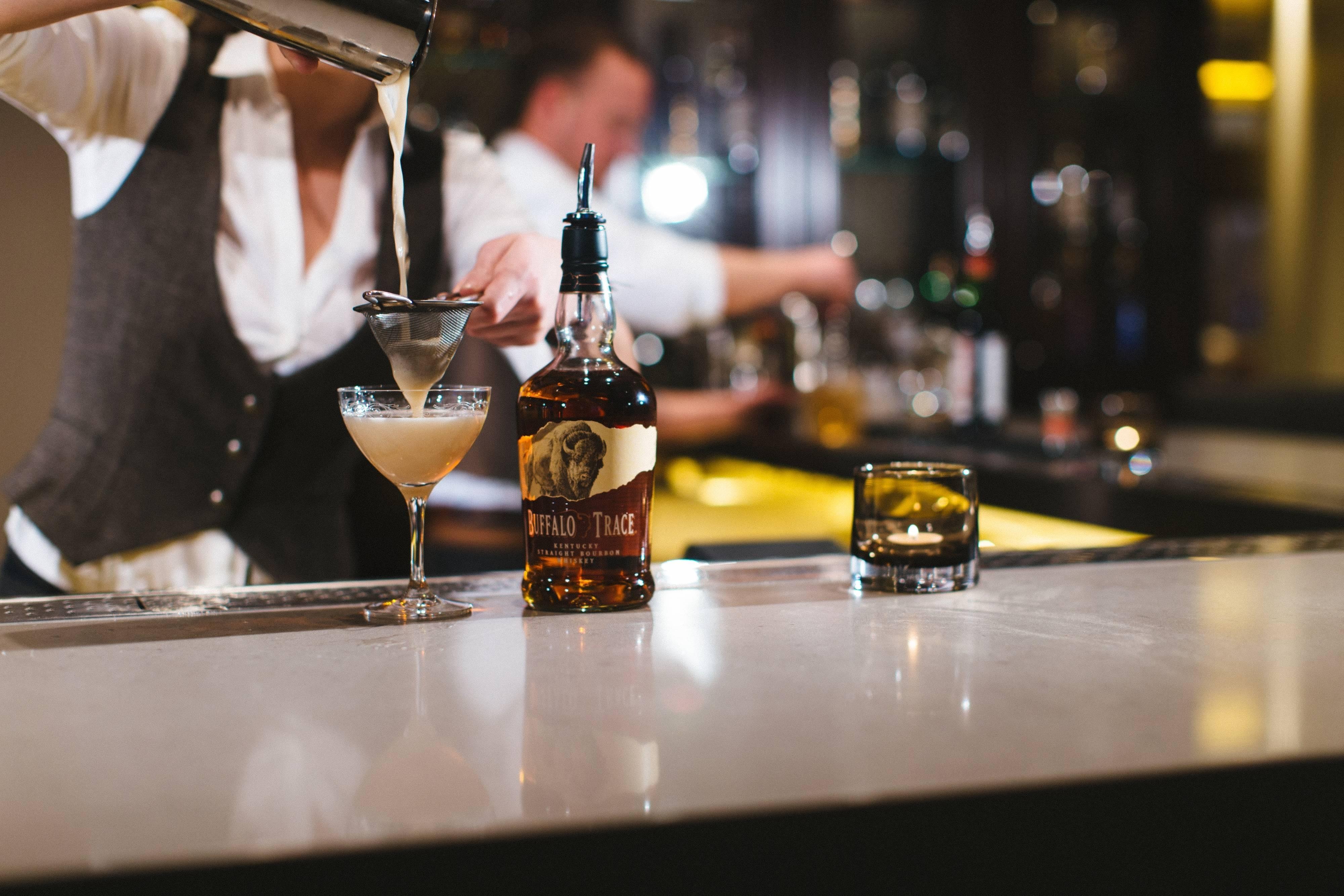 Hôtel avec bar à whiskys à Calgary