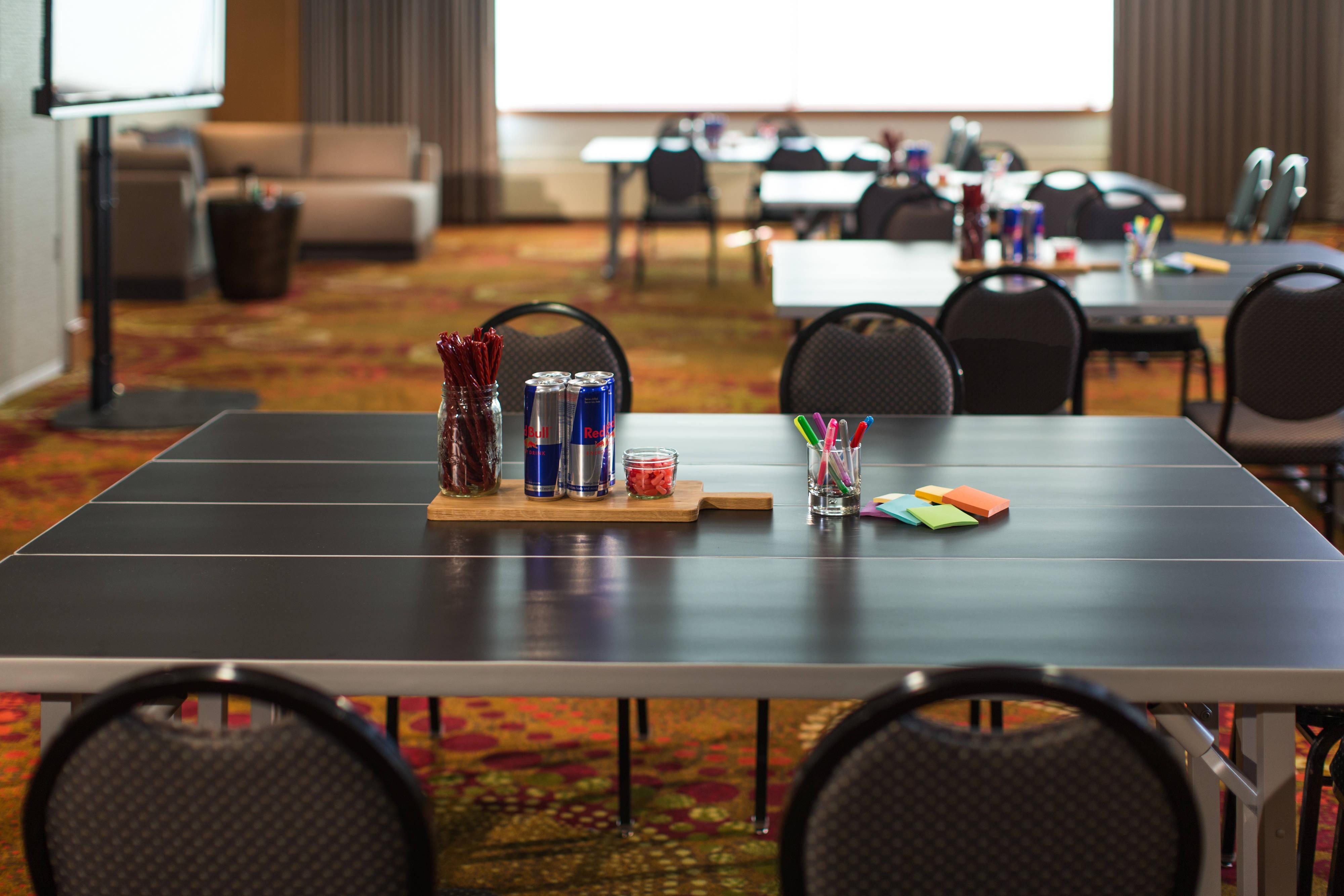 Salle de réunion de l'hôtel de Calgary