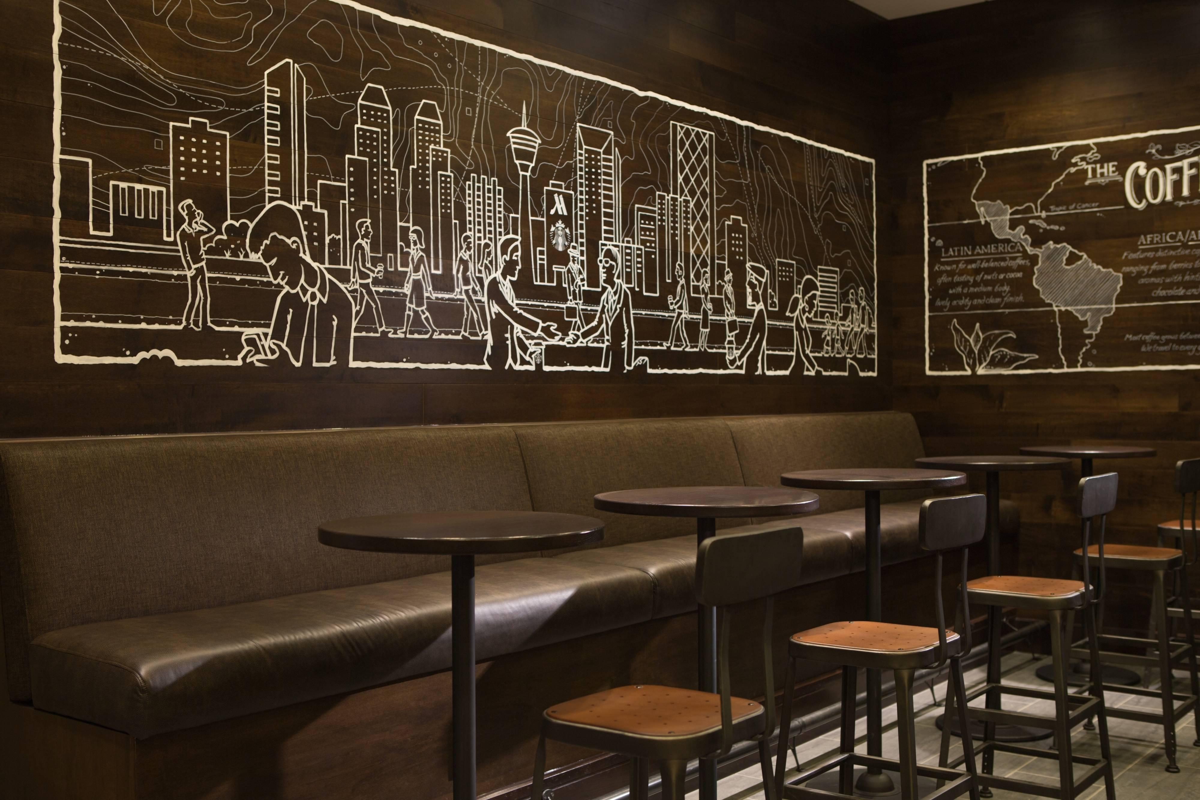 Hôtel dans le centre-ville de Calgary avec café Starbucks®