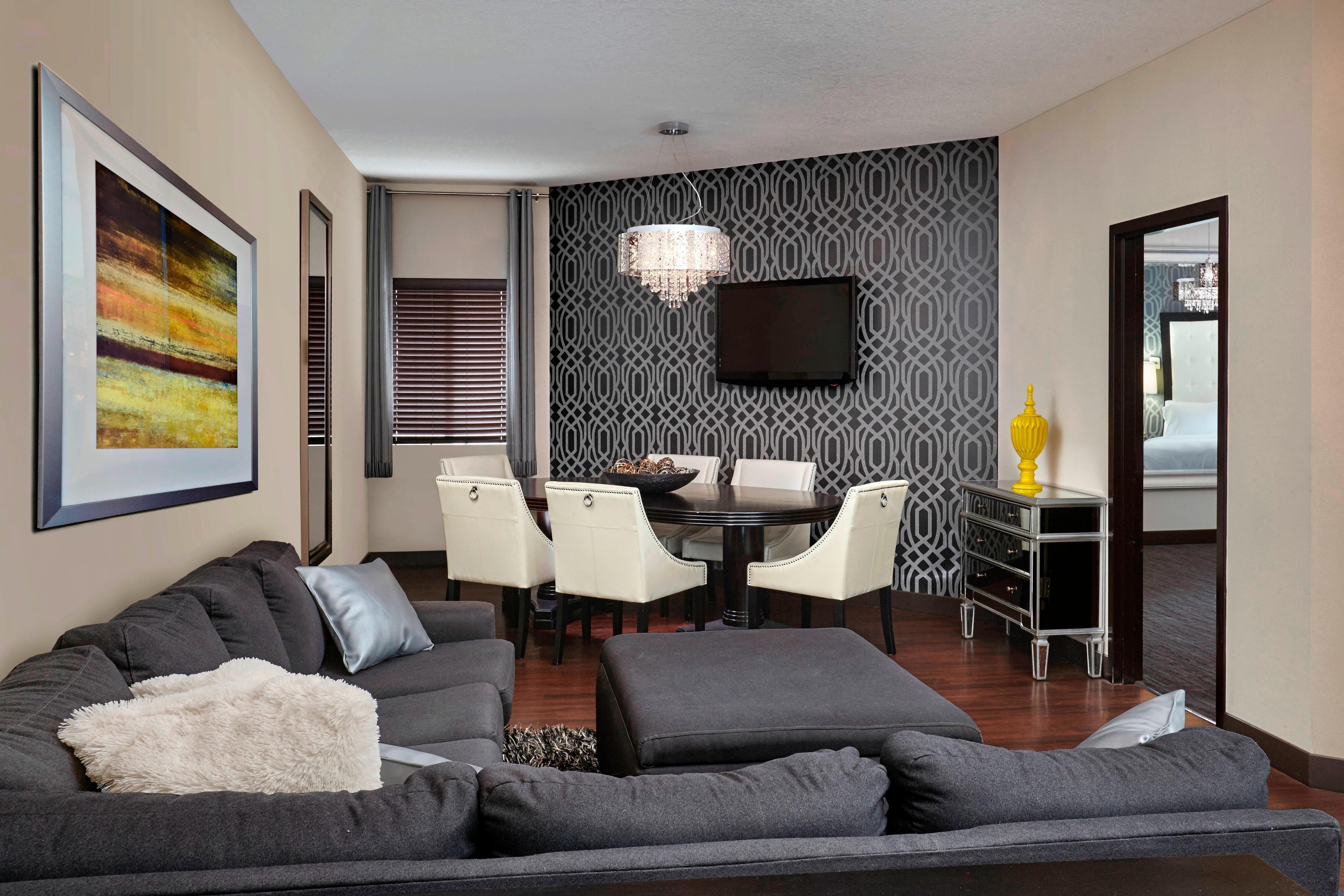Suite Honeymoon - Sala de estar
