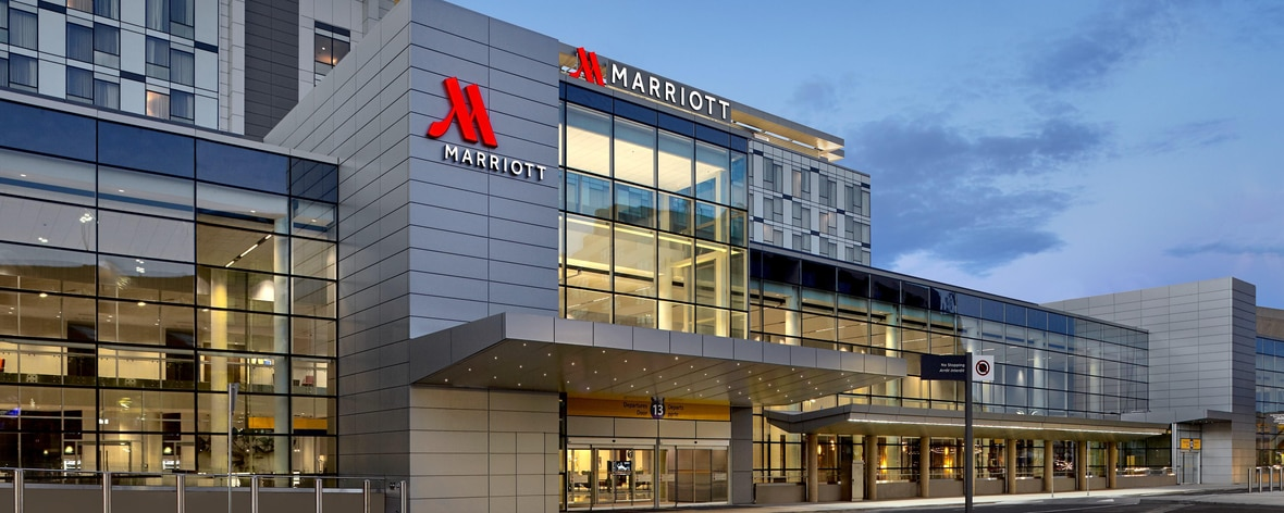 Calgary Airport Hotel In Yyc Calgary Airport Marriott In