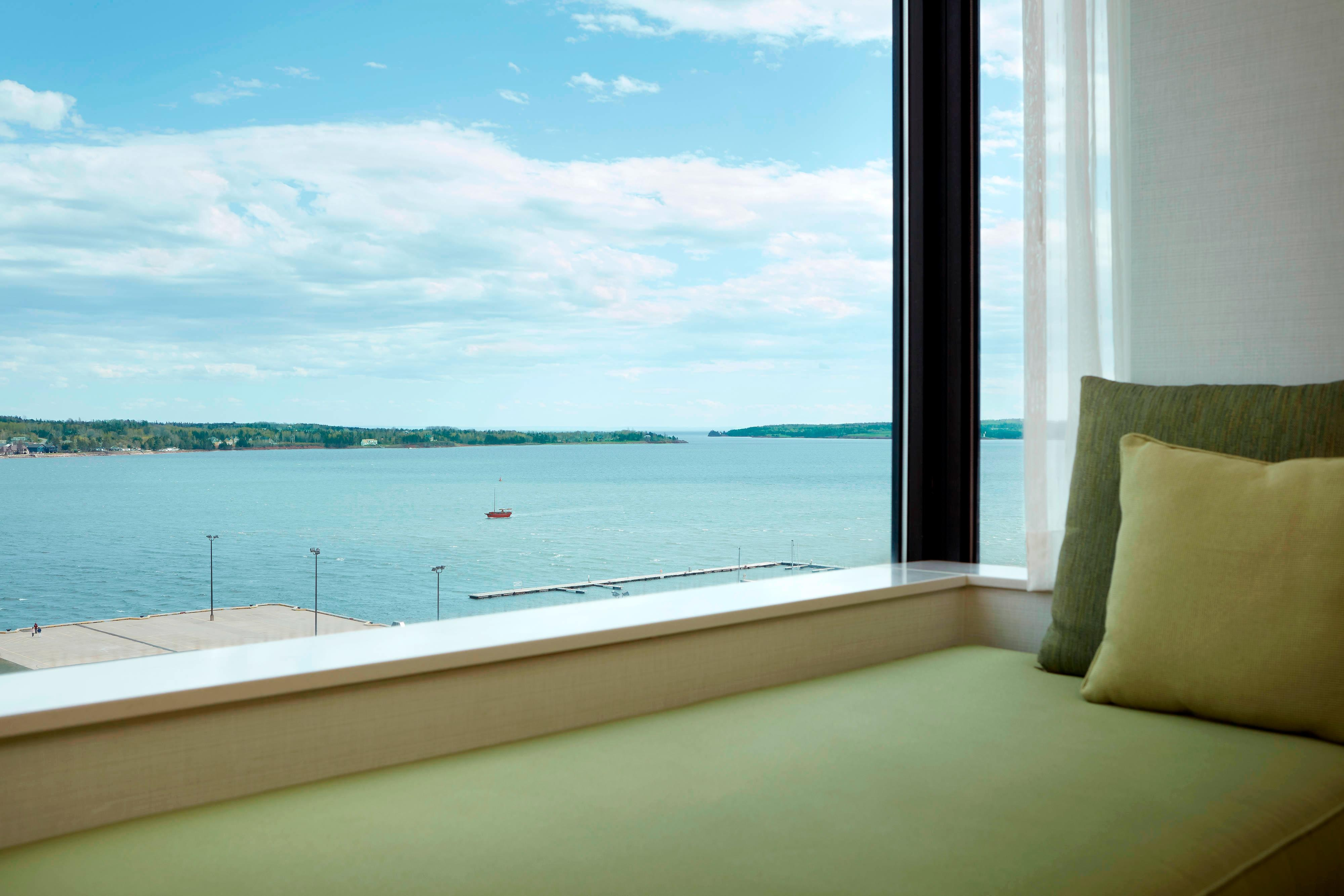 Guest Room - Water View