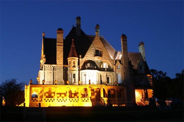 Victoria CraigDarroch Castle Historic Landmark