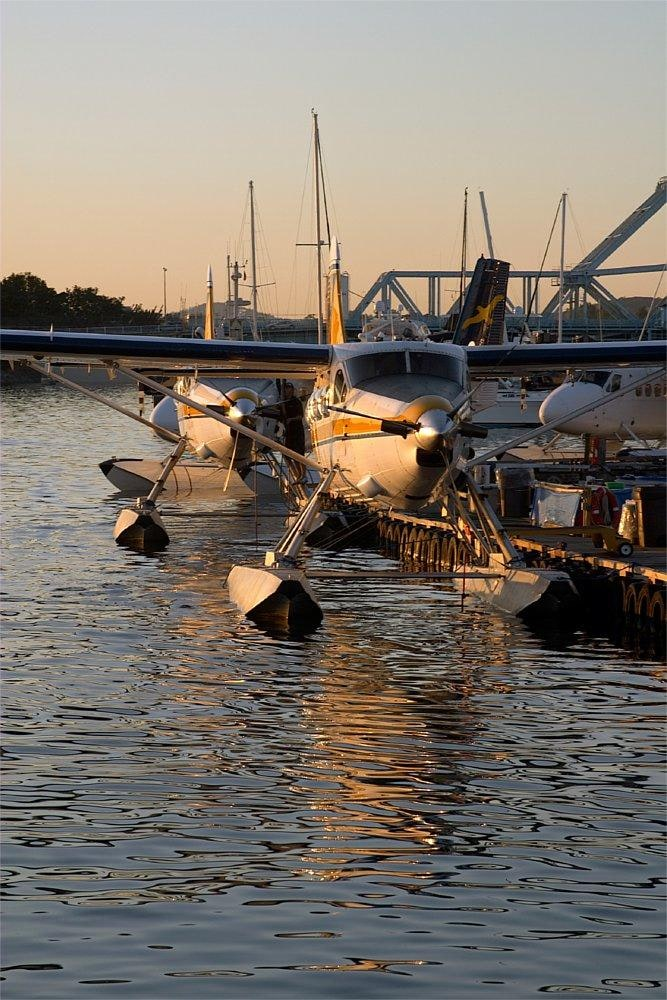 Victoria BC Sea Plane Services
