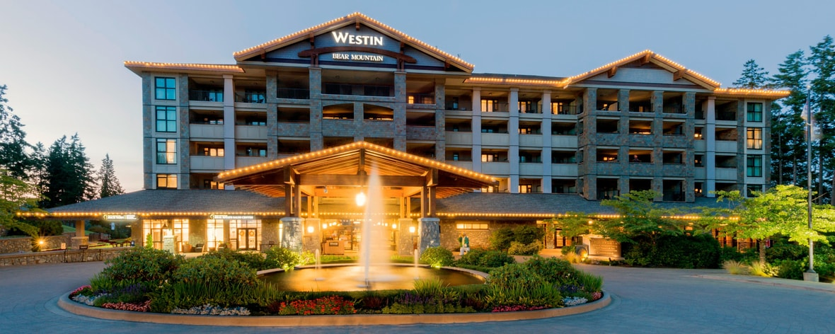 Spa Hotel in Victoria, BC | The Westin Bear Mountain Golf