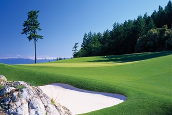 Bear Mountain Golf Course - Hole #14